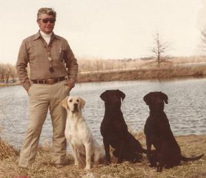Tom Sorenson, Professional Dog Trainer